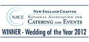 EFD Creative Recognized for Wedding of the Year 2012