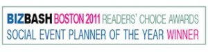 EFD Creative Named Social Event Planner of the Year 2011