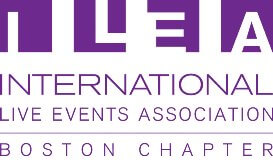 International Live Events Society Boston Chapter Logo