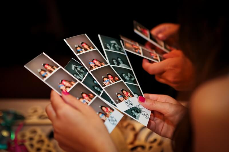 Photo Booth Favors